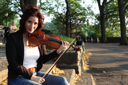 Immigration for the Love of Music: Leonor Falcon's Musical Journey to New York