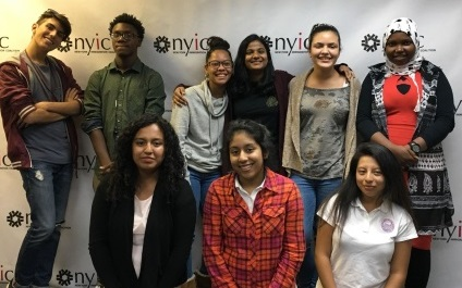 Meet the Second Cohort of New American Youth Leadership Corps!